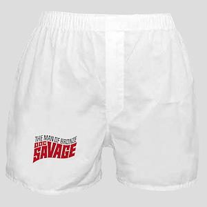Doc Savage Boxer Shorts