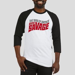 Doc Savage Baseball Jersey