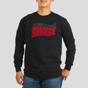 Doc Savage Long Sleeve T-Shirt