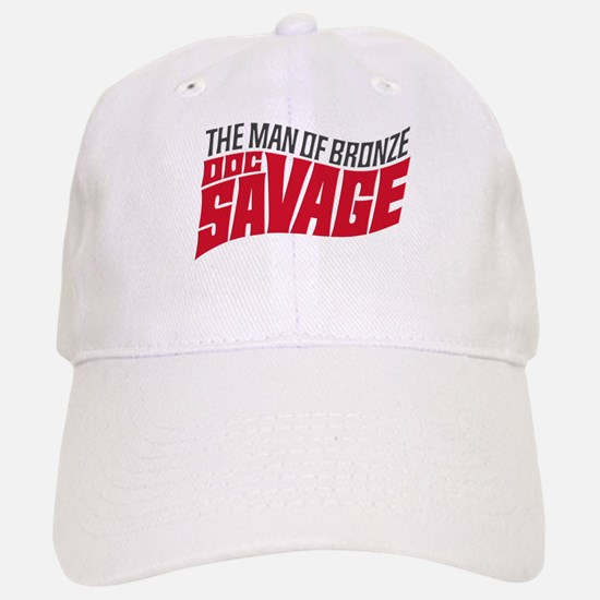 Doc Savage Baseball Baseball Cap