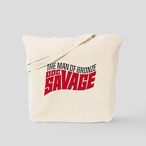 Doc Savage Tote Bag