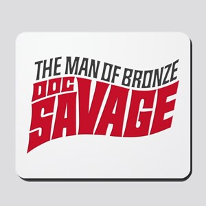 Doc Savage Mousepad