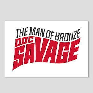 Doc Savage Postcards (Package of 8)