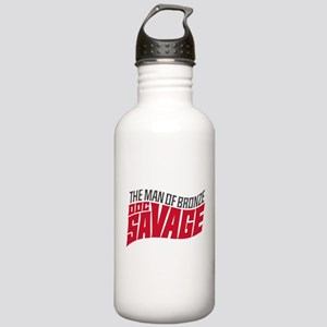 Doc Savage Stainless Water Bottle 1.0L