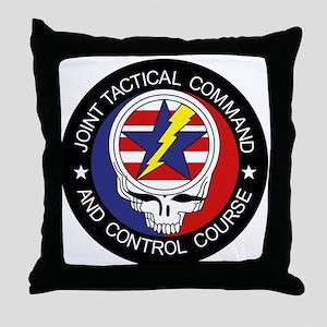 nsawc_strike Throw Pillow