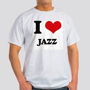 I Love Jazz Light T-Shirt