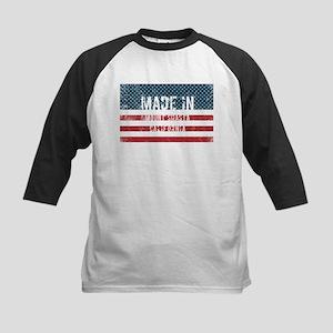 Made in Mount Shasta, California Baseball Jersey