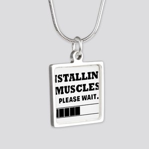 Installing Muscles - Loading Bar Necklaces