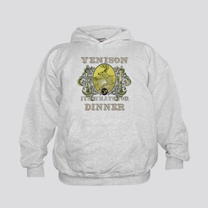 Venison its whats for dinner Kids Hoodie