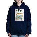 Nessie Believe Women's Hooded Sweatshirt