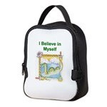 Nessie Believe Neoprene Lunch Bag