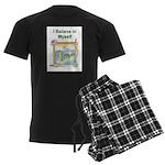 Nessie Believe Pajamas