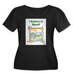 Nessie Believe Plus Size T-Shirt