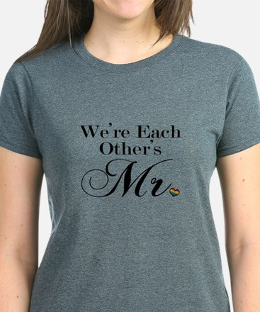 We're Each Other's Mr. T-Shirt