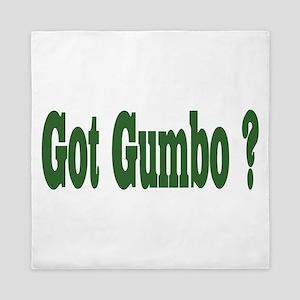 Got Gumbo Queen Duvet