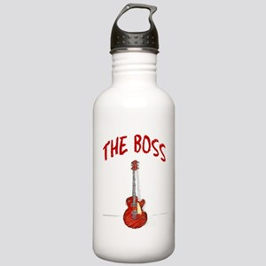 The Boss, Guitar Stainless Water Bottle 1.0L