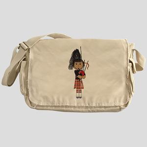Bagpiper Messenger Bag