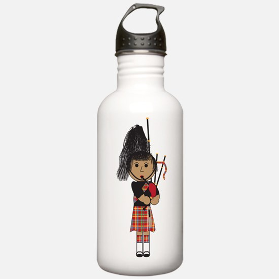 Bagpiper Water Bottle