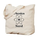 Physics Nerd Tote Bag