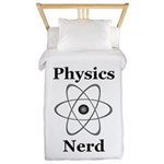 Physics Nerd Twin Duvet