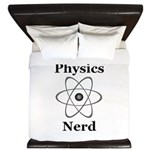 Physics Nerd King Duvet