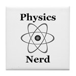Physics Nerd Tile Coaster