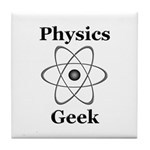 Physics Geek Tile Coaster