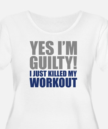 Yes I'm Guilty! T-Shirt