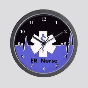 Er Nurse Wall Clock