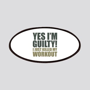 Yes I'm Guilty! Patches