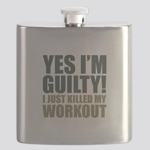 Yes I'm Guilty! Flask