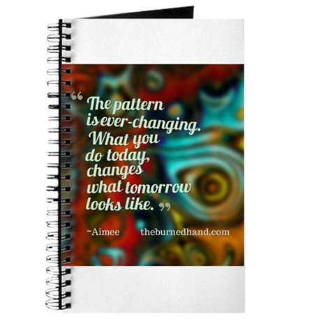Pattern quote Journal