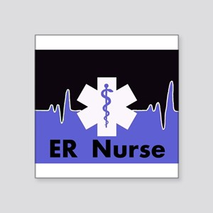 ER Nurse Sticker