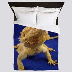 Bearded Dragon Queen Duvet