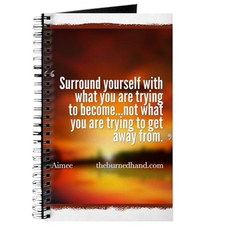 Surround quote Journal