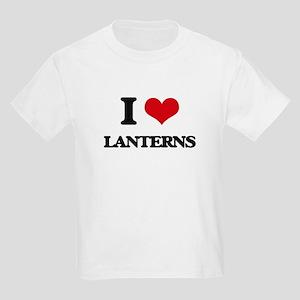 I Love Lanterns T-Shirt