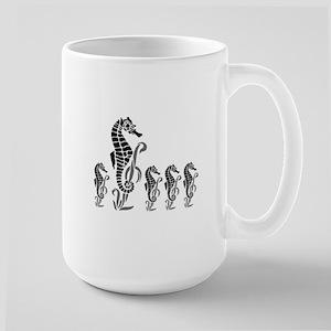 Seahorse Parade Mugs