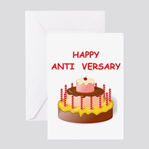 divorce Greeting Cards