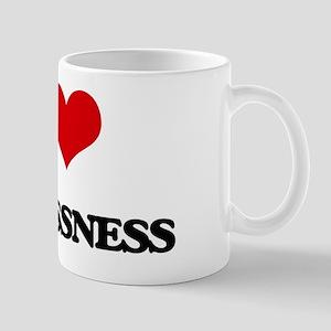 I Love Lawlessness Mug