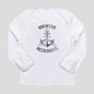Dorchester, Boston MA Long Sleeve Infant T-Shirt