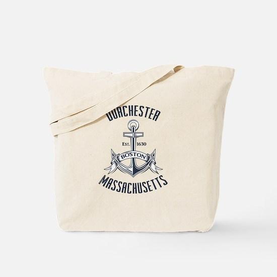 Dorchester, Boston MA Tote Bag