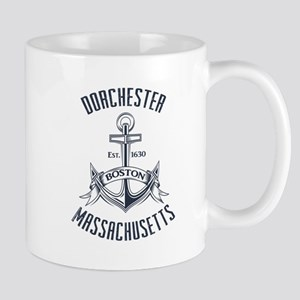 Dorchester, Boston MA Mug