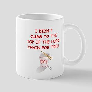 food chain Mugs