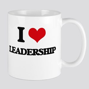 I Love Leadership Mugs