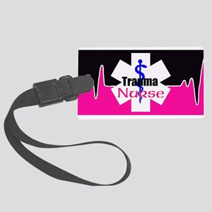 Trauma Nurse Luggage Tag