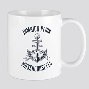 Jamaica Plain, Boston MA Mug