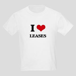 I Love Leases T-Shirt