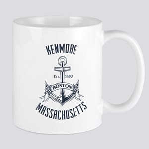 Kenmore, Boston MA Mug