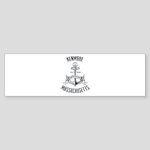 Kenmore, Boston MA Sticker (Bumper)