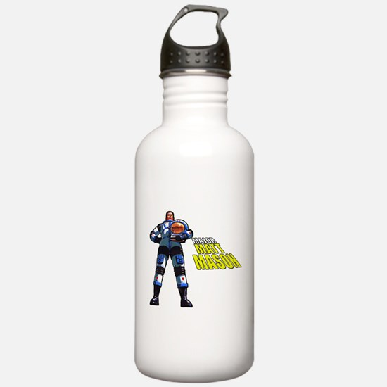 Major Matt Mason Water Bottle